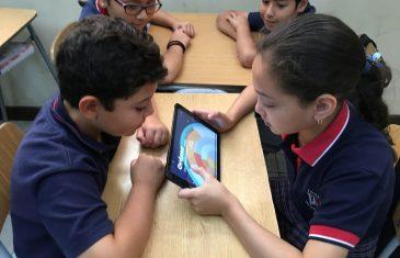 Aplicación inclusiva para enseñar ciencia a escolares