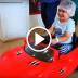Pabellón del HRT cuenta con Auto Eléctrico para Pediátricos
