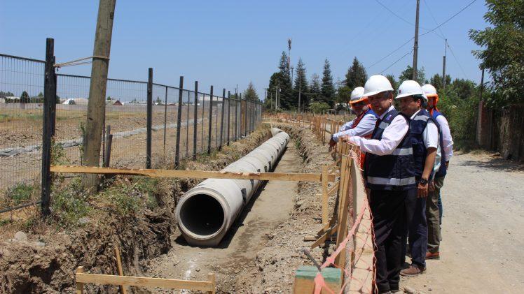 Construcción del nuevo Hospital de Linares avanza según lo programado