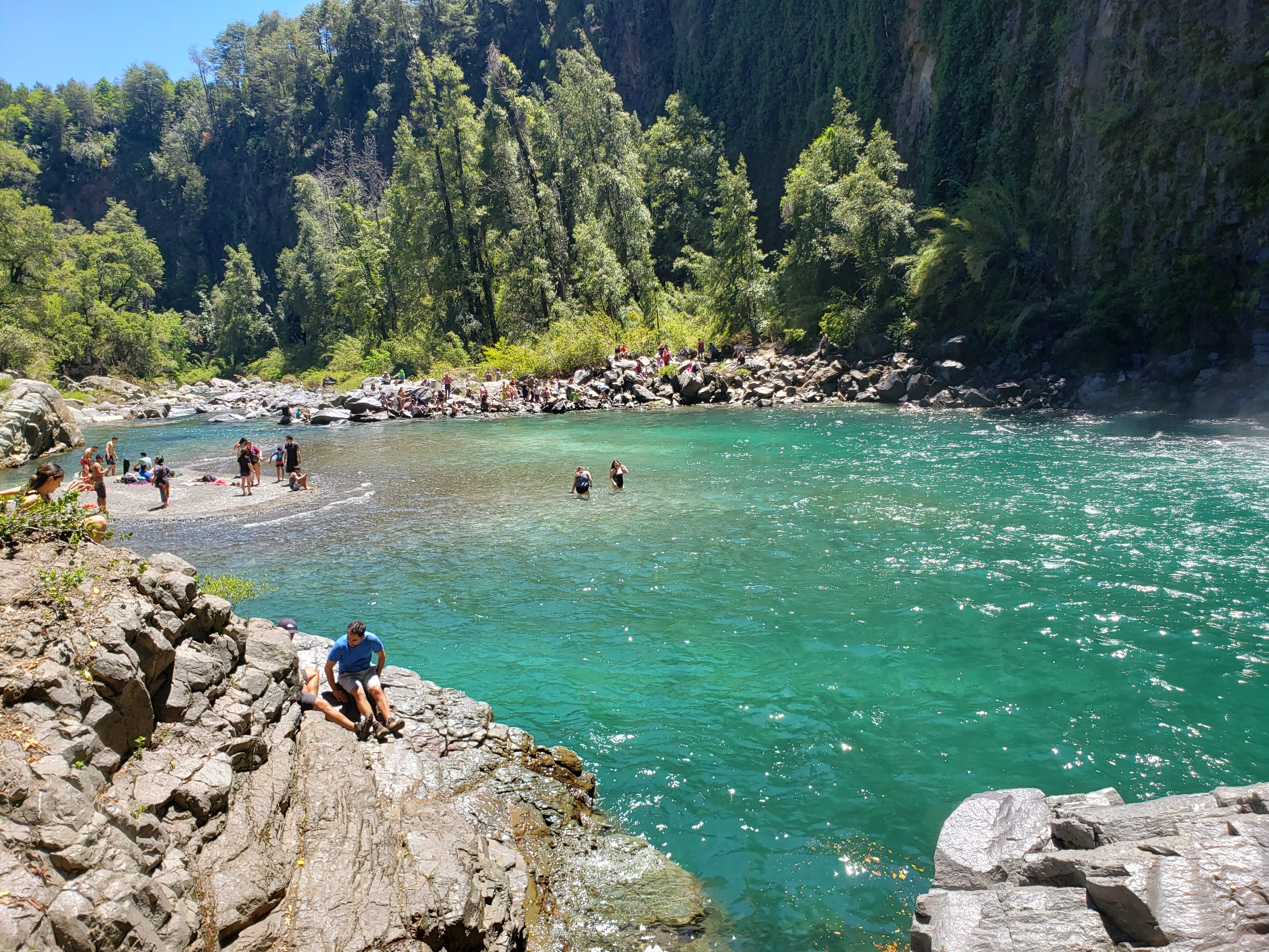 CONAF llamo a confirmar acceso a parques y reservas nacionales para los turistas