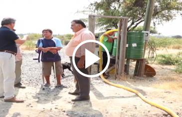 Nirivilo tiene un racionamiento hídrico de seis horas debido a la sequía en el Maule.