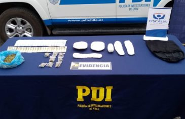 PDI detuvo a Banda Internacional que internaba droga a Chile desde Bolivia