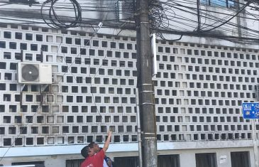 Más de 136 mil cables en desusos fueron retirados en el Maule