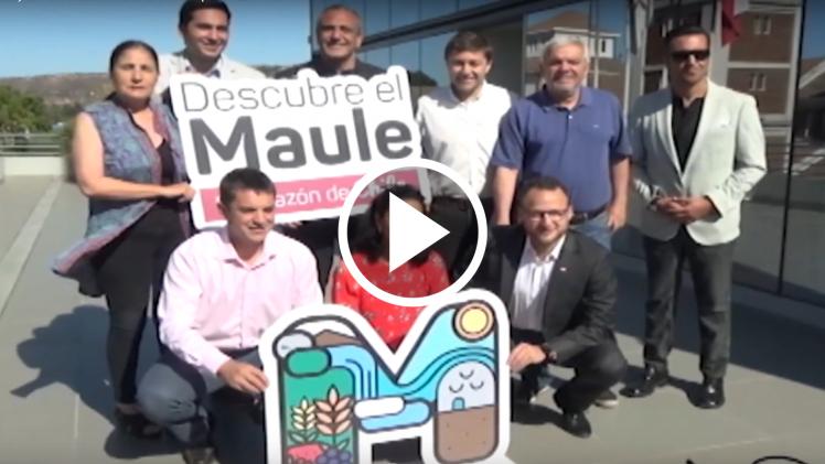 """""""Descubre Maule, el corazón de Chile"""", programa que busca difundir la región y posicionarla como opción turística en Chile"""