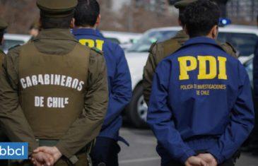PDI lanzó plataforma para denunciar conductas indebidas