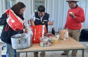 Cerca de una tonelada de productos interceptó SAG en Paso Pehuenche