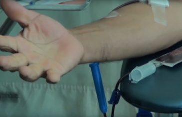 Crisis del COVID-19 influye en la baja donación de sangre en todo el país