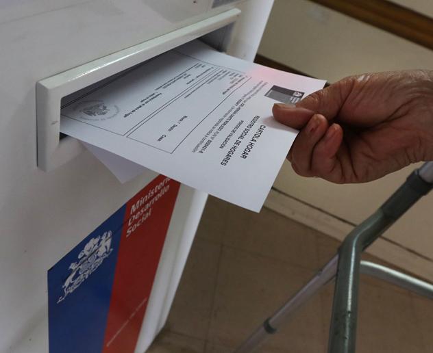 Gobierno da a conocer inscripción digital para el Registro Social de Hogares