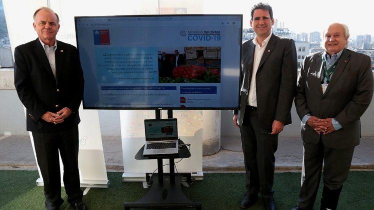 Ministerio de Agricultura lanza plataforma web con recomendaciones para el sector agrícola ante el COVID-19