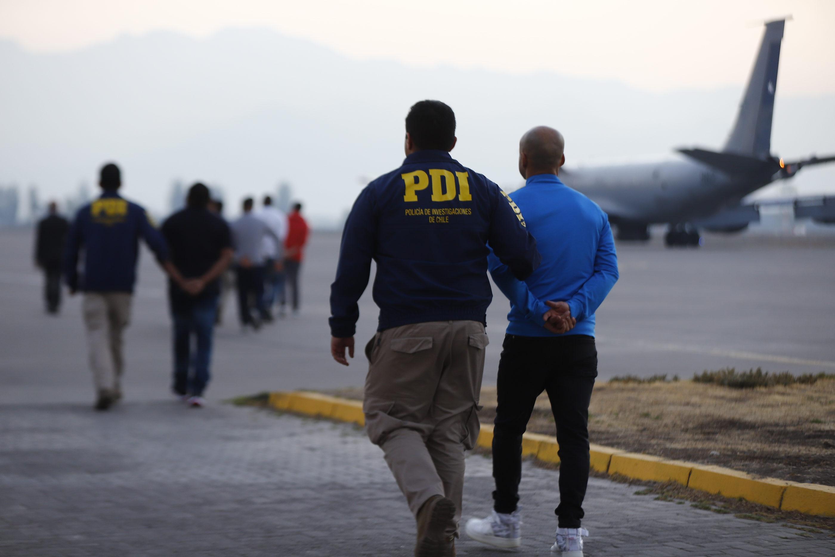 PDI San Javier detiene a ciudadano haitiano por el delito de estafa
