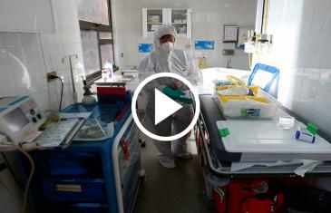 COVID-19: Brote en Hogar Siervas de Jesús en Talca, y en Hospital de San Javier hay 31 funcionarios positivos