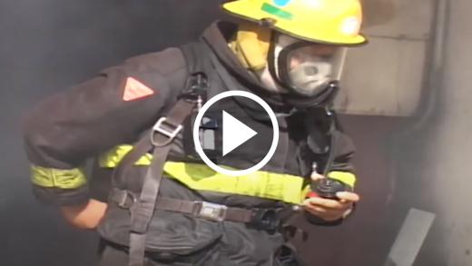 Presidente Piñera promulgó ley que aumenta las sanciones contra quienes agredan a bomberos durante sus labores