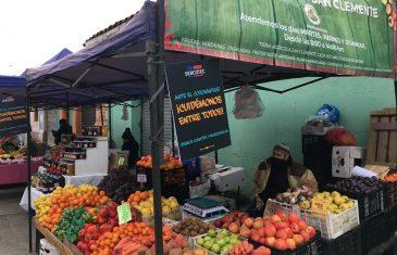 Con apoyo del municipio, feria agrícola de San Clemente postuló al fondo de desarrollo de ferias libres de SERCOTEC 2020
