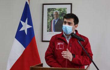 Intendente Juan Eduardo Prieto con cuarentena preventiva por contacto estrecho de caso positivo de covid19