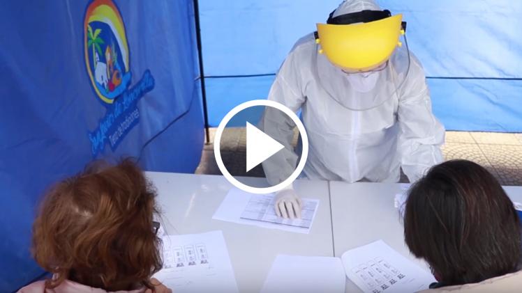 Comuna de San Javier superó meta del MINSAL de exámenes PCR de coronavirus