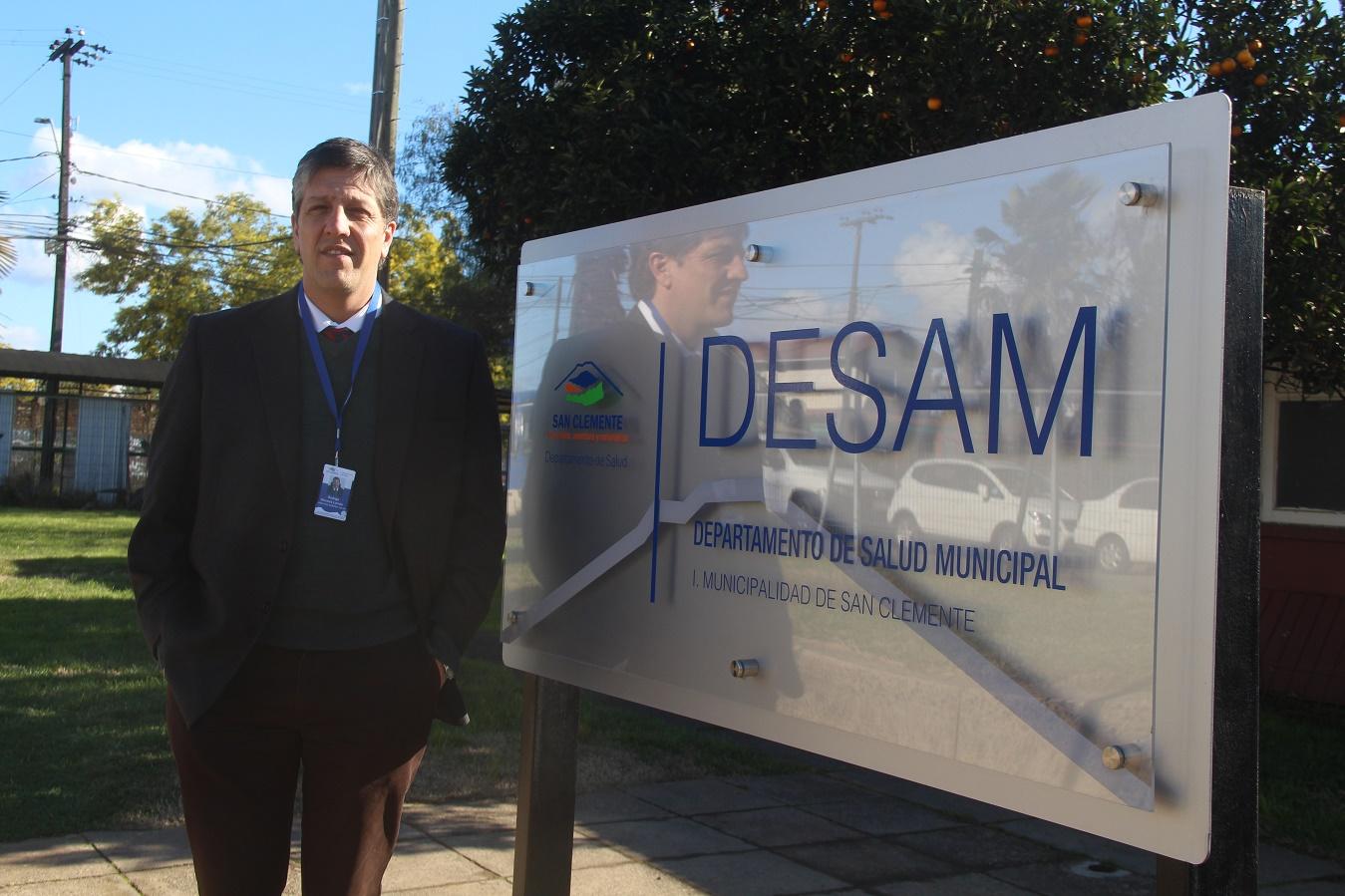 Director comunal de salud destacó el aumento del número de pacientes recuperados de covid-19 en San Clemente