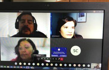 Dirección del Trabajo instaló mesa de trabajo con colegios subvencionados de Linares para desarrollar habilidades emocionales en el contexto del Covid-19