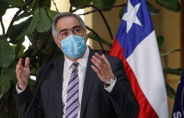 Senador Chahuán presenta proyecto que establece una participación mínima del 50% del padrón electoral en el Plebiscito