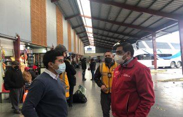 Protocolos para resguardo en buses y terminales interurbanos durante la pandemia