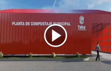 Alcalde de Talca propone acuerdos con municipio de San Rafael en relación a la operatividad de la planta de compostaje