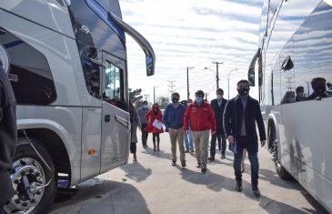 Pandemia obliga a reinventarse a empresarios del Transporte