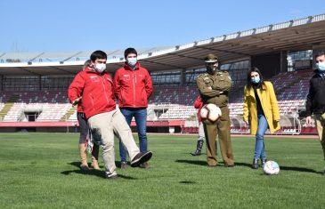 Gobierno da el puntapié inicial para el retorno del fútbol profesional