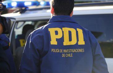 PDI Talca detiene a empleado de empresa de seguridad por sustraer 50 millones