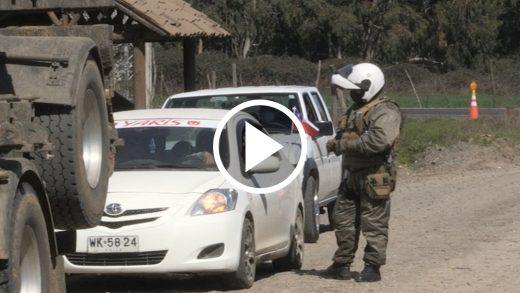 Durante este fin de semana sectores turísticos del Maule implementan controles para evitar el desplazamientos a segundas viviendas