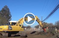 Mediante una inversión de USD$700 en obras públicas se busca la reactivación económica en la región del Maule