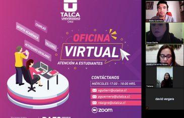 Admisión 2021: Oficina Virtual de la UTalca ayuda a resolver dudas
