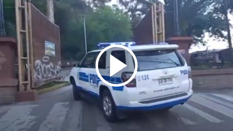 Dos asaltos a empresas ubicadas en ruta 5 sur, y hallazgo de mujer fallecida en el cerro Condell en Curicó marcan la pauta policial de las últimas horas en la zona
