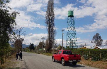 MOP construirá moderno sistema de agua potable en sector precordillerano de Vega de Salas