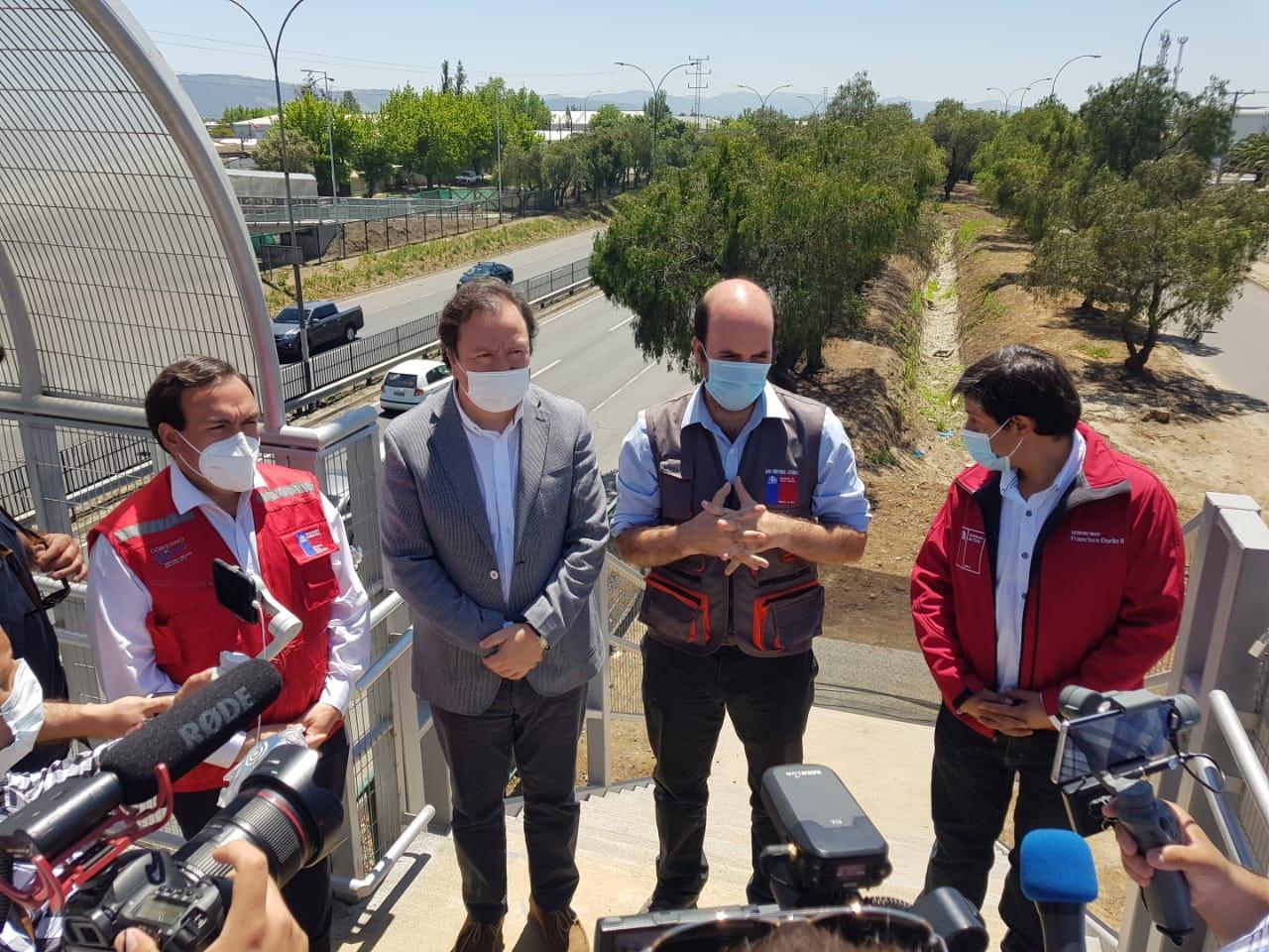 Ministerio de Obras Públicas recibe ofertas para segunda concesión del Tramo Talca – Chillán de la Ruta 5
