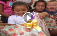 Entregar una sonrisa el próximo 24 de diciembre es lo que buscan las diversas campañas de navidad enfocadas en los niños y adultos mayores en el Maule