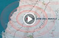 ONEMI descartó que los temblores de los últimos días sea un enjambre sísmico en el Maule