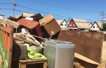 Nuevo Operativo de Retiro de Desechos Voluminosos llega a Corralones Centro y Norte, Lorena, Villa Esperanza, Los Nogales y Los Corralitos