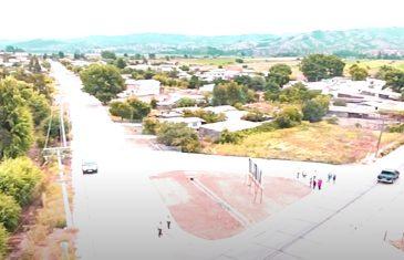 Avanzan trabajos de vialidad urbana en la comuna de Licanten: algunas obras, aun se encuentran en etapa de licitación.