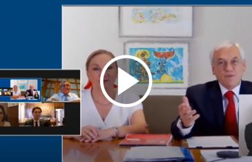 Presidente Piñera, promulgó ley que permite pensión anticipada para personas con enfermedades terminales