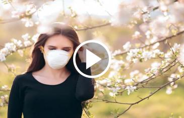 Expertas en salud explicaron cómo diferenciar los síntomas de las alergias del COVID-19 y la implicancia que tiene el uso de mascarilla frente a  estas patologías